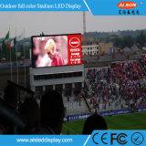 P16 стадиона дисплей со светодиодной подсветкой экрана для Спортивных мероприятий прямой трансляции