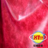 Chamude künstliches Microfiber Belüftung-synthetisches Leder (1606#)
