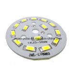 PCB SMD 5730LED com alumínio 1,0 Tc