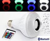 LED 전구 Bluetooth 무선 원격 제어 강화된 스피커