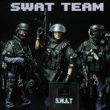Fliegenklatsche-Kraft-Soldat-Spielzeug-Militärspielwaren-Plastikvorgangs-Abbildung Soldat-Spielzeug