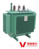Trasformatore a tre fasi/trasformatore a bagno d'olio/trasformatore di tensione