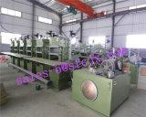 Machine de vulcanisation d'étage en caoutchouc neuf de modèle/machine de vulcanisation unique de chaussures/presse chaude