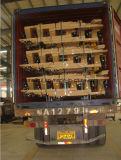 세륨 증명서를 가진 유압 손 깔판 트럭