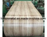 Configuration en bois PPGI et PPGL