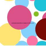 Steigung 100%Polyester PUNKT Pigment&Disperse druckte Gewebe für Bettwäsche-Set