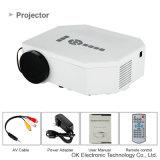 Unic 본래 UC30 LED 소형 Portable HDMI USB 영상 Pico LCD HD 가정 극장 영사기 Beamer