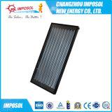 Riscaldatore di acqua solare dello schermo piatto verde di energia