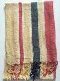Scialle delle nuove donne di arrivo della fabbrica/sciarpa di tela (HWBL02)