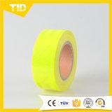 3m gelbes Grün-Leuchtstoff anhaftendes reflektierendes Band