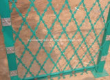 Razor Barbed Wire / Razor Barbed Wire Mesh Fence