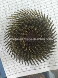 De scherpe Spijkers van de Rol van de Spijkers van het Dakwerk van de Spijkers van de Pallet van het Netwerk van het Punt Hoofd