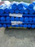 50 gramos-300GSM Corea PE lona impermeable con tratamiento UV para el coche /camión o barco Leno cubierta de lona