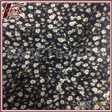 Padrão floral Imprimir 100% tecido Georgette viscose