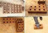 Machine de fabrication de briques en argile automatique et enroulable Machine de fabrication de brique de sol hydraulique