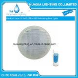 12V PAR56 LEDのプールの照明、プールライト、LEDの水中ライト