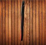 Caixa mágica de couro ultra magro do telefone da mudança da cor para o iPhone 6/7