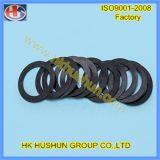 Rondelle à ressort d'onde en acier de ressort de carton d'approvisionnement avec phosphater de noir (HS-SW-002)