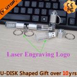 De slimme Bestuurder van het Kristal USB van de Giften van het Bedrijf (yt-3270-09)