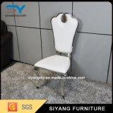 Neue Art und Weise goldene Edelstahl-Stuhl
