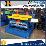 Kxd 1100 het Koude Broodje die van de Tegel van het Metaal Dakwerk Verglaasde Machines vormen