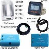 Epever MPPT 40A 24V/12V 최대 PV 1040W 태양 관제사 4215bn