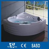 China Wholesale Rectángulo Bañera con chorros de masaje