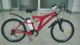 ディスクブレーキのMountian Eのバイクの前部フォークの中断電気自転車