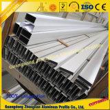 6063 T5 Aluminumtubeのアルミニウム管粉のコーティングが付いている及び陽極酸化される
