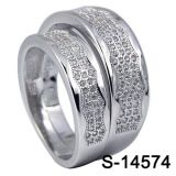 형식 보석 925 은 한 쌍 반지 공장 도매