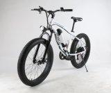 산 운동 26 인치 전기 뚱뚱한 자전거 또는 뚱뚱한 타이어 바닷가 Ebike