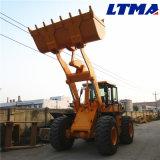 Lader van het Wiel van 5 Ton van Ltma de Gloednieuwe met de Motor van Cummins