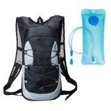 Напольный велосипед задействуя Hiking Backpack оводнения спорта с пузырем