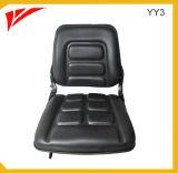 Assentos universais do Forklift do vinil com o trilho para o Forklift de Heli Tcm