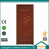 Interior MDF e PVC Bathroom / Room Door for Hotel Project