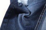 9.3oz 100%Combedの綿のあや織りのデニムファブリック