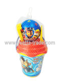 Prodotti di plastica del giocattolo della sabbia con la vendita calda nel servizio dell'Europa (YV-J022)