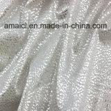 Tessuto urgente & chiaro e nuovo dell'argento di stile di modo