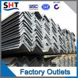 Acero del ángulo de la fabricación de China Tangshan (20-200m m)