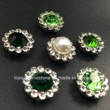 Heißer verkaufen14mm KristallRhinestone beim Nähen auf Perle mit Greifer-EinstellungRhinestone (runder Kristall der TP-14mm Perle)
