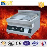 Équipement de cuisine commerciale Cuisine électrique en acier inoxydable