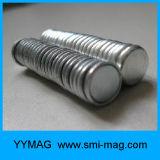Ímãs Monopole do Neodymium forte de N35 D10X2mm para a venda