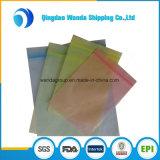 Мешок Ziplock LDPE розового цвета противостатический