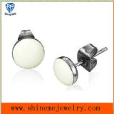 Boucles d'oreilles Bijoux Ear Stud Eardrop White Glue Earring