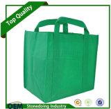 Изготовленный на заказ хозяйственная сумка напечатанная изображением Non сплетенная