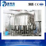 Máquina de engarrafamento de enchimento de água pura de 3 em 1 garrafas