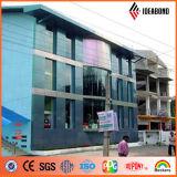 Ideabond 3mm, 4mm, композиционный материал алюминия спектров цветов 5mm опционный