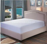 라벤더 처리에 의하여 누비질되는 최고 연약한 호화스러운 침대용 깔개