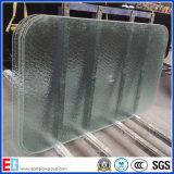 3-19mm 구부려진 유리제 Polished Frameless 샤워 문 또는 샤워 유리