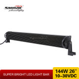 26pouces 144W CREE Light Bar 4X4 Offroad